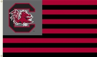 South Carolina Gamecocks 3 Foot x 5 Foot Flag with Grommets