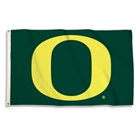 BSI Products Oregon Ducks 3 Ft. X 5 Ft. Flag With Grommets