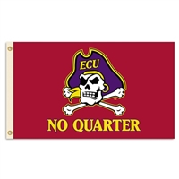 BSI Products East Carolina Pirates 3 Ft. X 5 Ft. Flag With Grommets