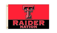 Texas Tech Red Raiders 3 Ft. X 5 Ft. Flag W/Grommets