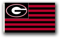 Georgia Bulldogs 3 Ft. X 5 Ft. Flag W/Grommets