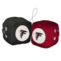 Atlanta Falcons Fuzzy Dice
