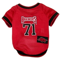 Arkansas Razorbacks Jersey Medium