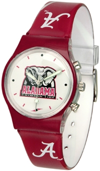 Alabama Crimson Tide Team Fusion Illuminated Watch