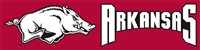 Arkansas Razorbacks 8' x 2' Giant Banner