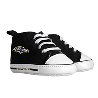 Baltimore Ravens NFL Infant High Top Shoes