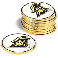 Appalachian State Mountaineers 12 Pack Collegiate Ball Markers