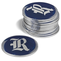 Rice University Owls 12 Pack Collegiate Ball Markers
