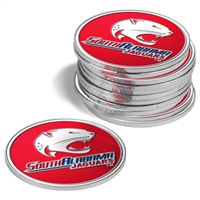 South Alabama Jaguars 12 Pack Collegiate Ball Markers