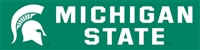 Michigan State Spartans 8' x 2' Giant Banner