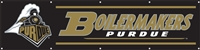 Purdue Boilermakers 8' x 2' Giant Banner
