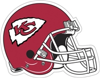 "Kansas City Chiefs 12"" Vinyl Magnet"