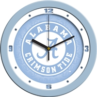 "Alabama Crimson Tide 12"" Wall Clock - Blue"
