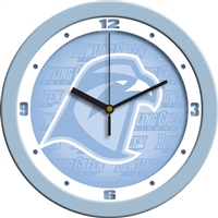 "Bowling Green Falcons 12"" Wall Clock - Blue"