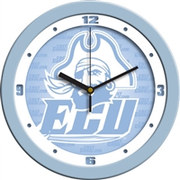 "East Carolina Pirates 12"" Wall Clock - Blue"
