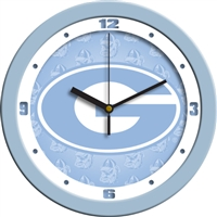 "Georgia Bulldogs 12"" Wall Clock - Blue"