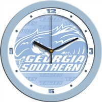 "Georgia Southern Eagles 12"" Wall Clock - Blue"