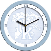 "Kentucky Wildcats 12"" Wall Clock - Blue"