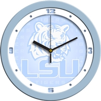 "Louisiana State Tigers LSU 12"" Wall Clock - Blue"