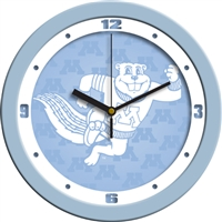 "Minnesota Golden Gophers 12"" Wall Clock - Blue"