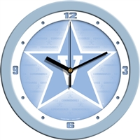 "Vanderbilt Commodores 12"" Wall Clock - Blue"