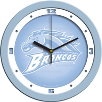 "Western Michigan Broncos 12"" Wall Clock - Blue"