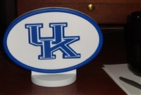 Kentucky Wildcats Desk Logo Art