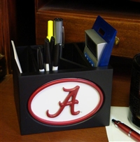 Alabama Crimson Tide Desktop Organizer