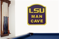 Louisiana State (LSU) Tigers  Man Cave Shield