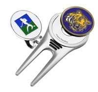 LSU Tigers Cap Tool w/ Ball Marker