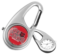 Arkansas State Red Wolves Carabiner Watch