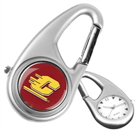 Central Michigan Chippewas Carabiner Watch