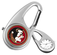 Florida State Seminoles Carabiner Watch