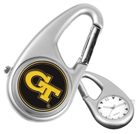 Georgia Tech Yellow Jackets Carabiner Watch
