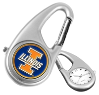 Illinois Fighting Illini Carabiner Watch