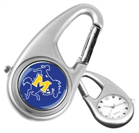McNeese State Cowboys Carabiner Watch