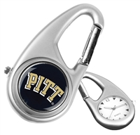 Pittsburgh Panthers Carabiner Watch