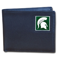 Michigan State Spartans Bi-fold Wallet