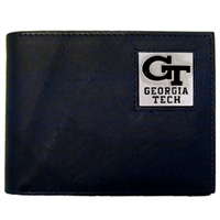 Georgia Tech Yellow Jackets Bi-fold Wallet