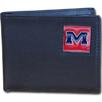 Mississippi Ole Miss Rebels Bi-fold Wallet