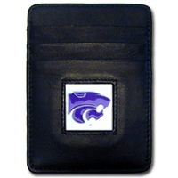 Kansas State Wildcats Money Clip/Card Holder