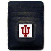 Indiana Hoosiers Money Clip/Card Holder