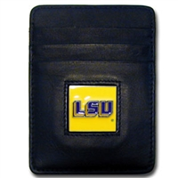 LSU Tigers Money Clip/Card Holder