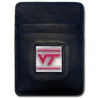 Virginia Tech Hokies Money Clip/Card Holder