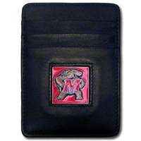 Maryland Terrapins Money Clip/Card Holder