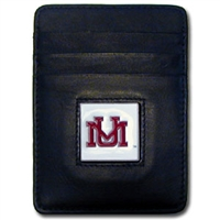 Montana Grizzlies Money Clip/Card Holder