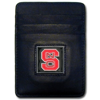 North Carolina State Wolfpack Money Clip/Card Holder