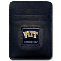 Pittsburgh Panthers Money Clip/Card Holder