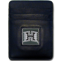 Hawaii Warriors Money Clip/Card Holder