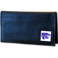 Deluxe College Checkbook - Kansas State Wildcats